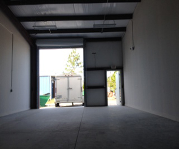 storage with office space. Office Space. Personal Mini Self Storage Warehouse Image With Space